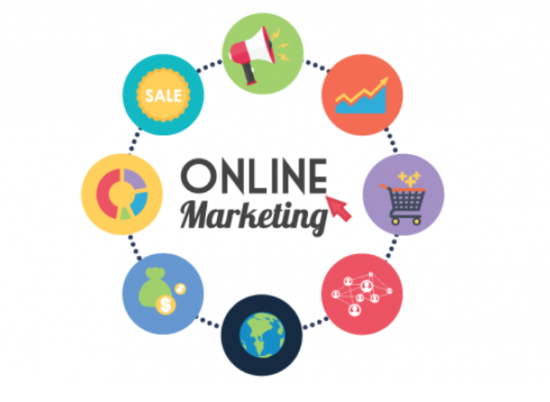 Các công cụ marketing