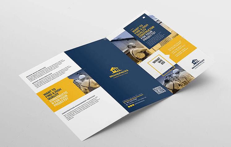 brochure giới thiệu công ty