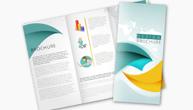 phân loại Brochure