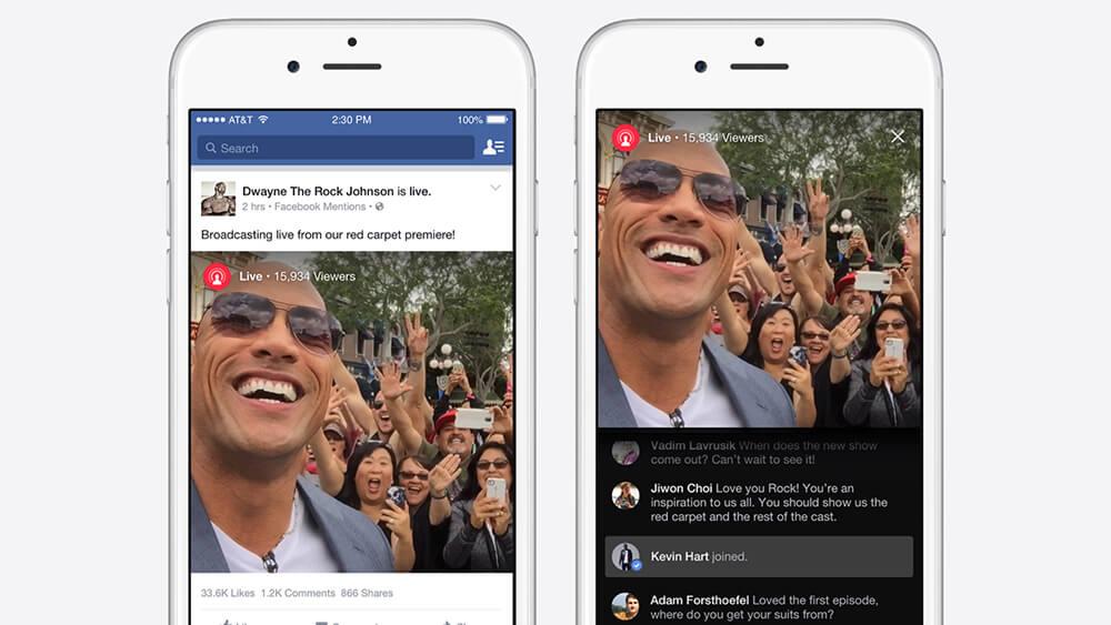 Kênh livestream Facebook hiện đang là công cụ hàng đầu để quảng cáo