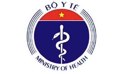 Logo của bộ y tế Việt Nam