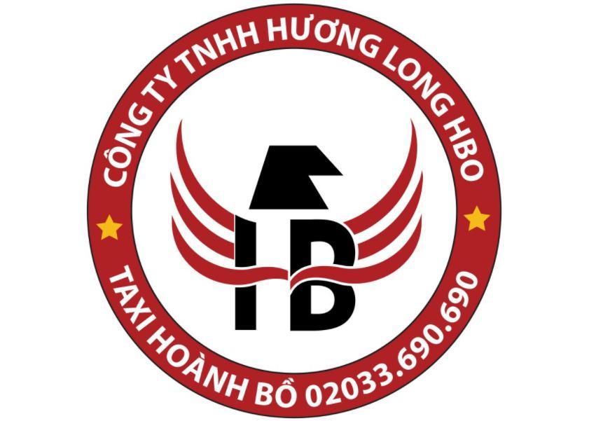 Logo vận tải Hương Long HBO