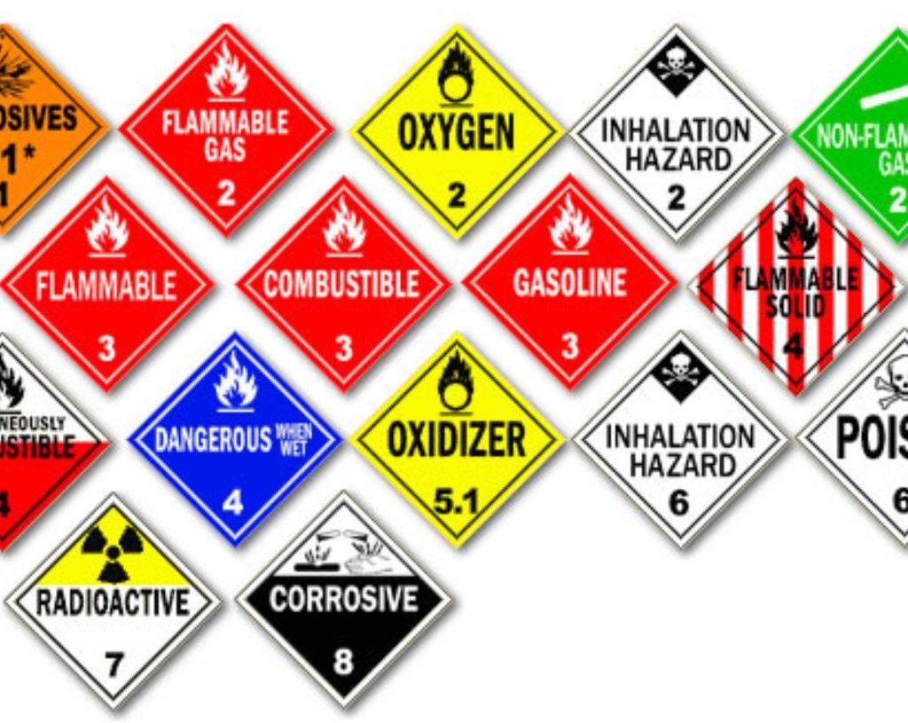 Nhãn hóa chất nguy hiểm là gì? Cần lưu ý những gì