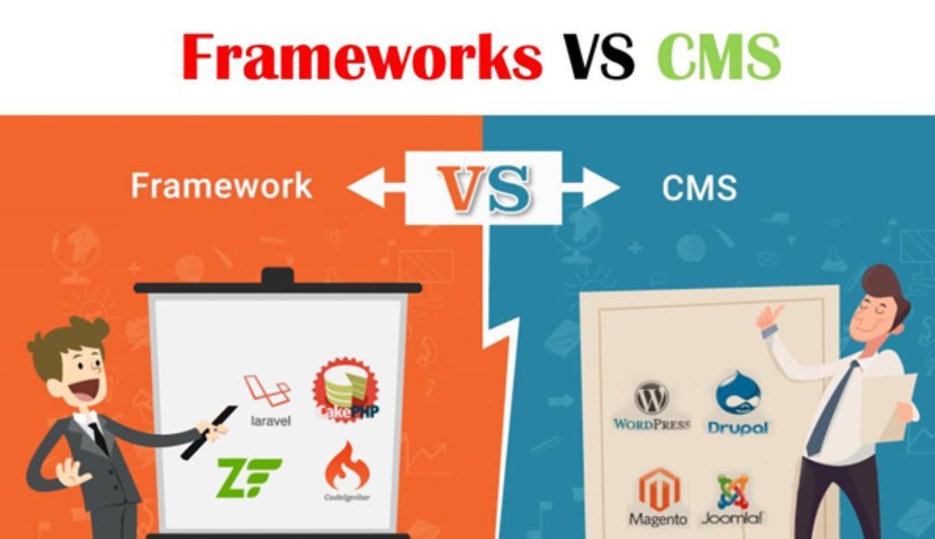 so-sanh-frameword-vs-cms